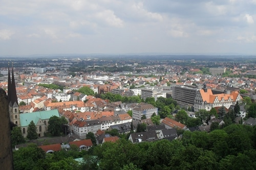 Bielefeld, North-Rhine Westphalia