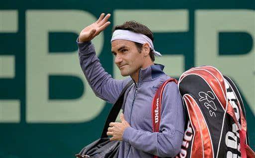 Federer Halle 2013
