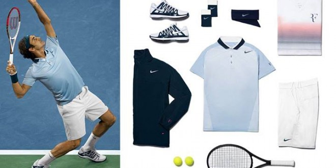 Federer Clothing Fall 2013