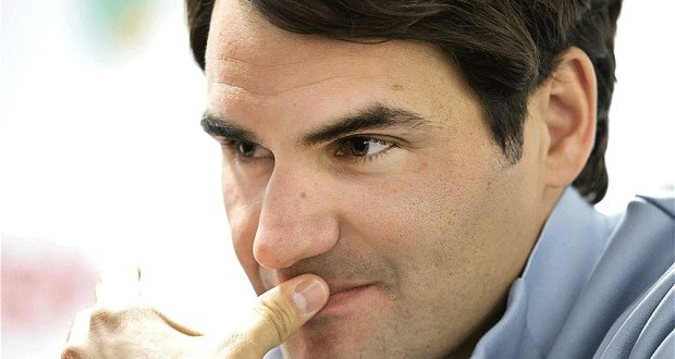 Federer Hamburg Draw