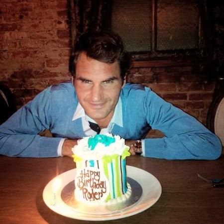 Fed 32nd Birthday