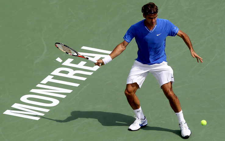 Federer Withdraws from Montreal 2013