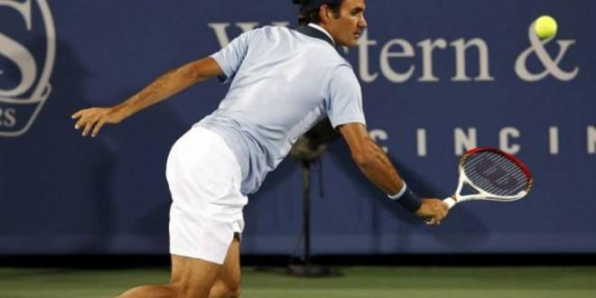 Federer defeat Kohlschreiber