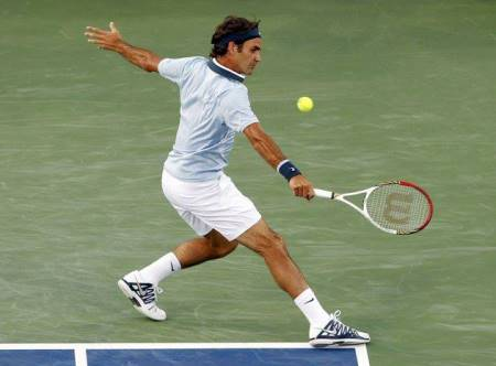 Nadal def Federer Cincinnati