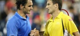 Robredo defeats Federer US Open