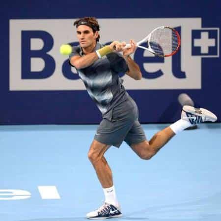Federer Del Potro Basel 2013