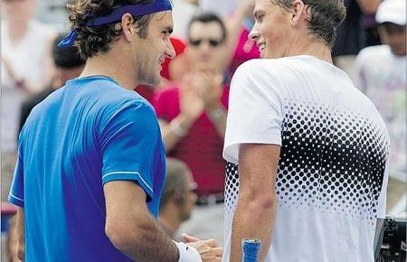 Federer Pospisil