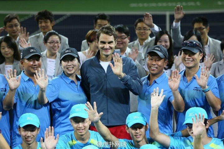 Photo of Shanghai Draw 2013 – Federer Could Face Djokovic in Quarters