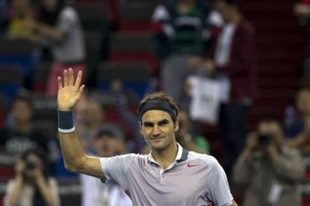 Federer Win vs. Seppi