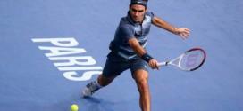 Federer def Kohlschreiber Paris Masters 2013