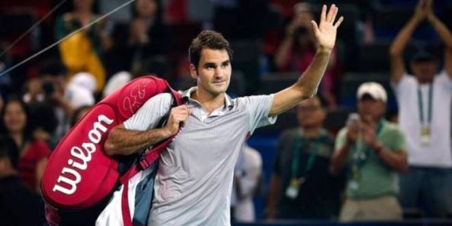 Monfils defeats Federer Shanghai