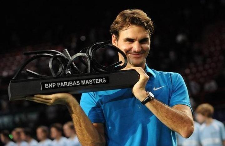 Paris Masters Bercy Draw 2013
