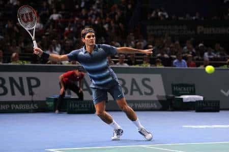 Federer Djokovic Paris Masters 2013