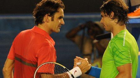 Federer Nadal London