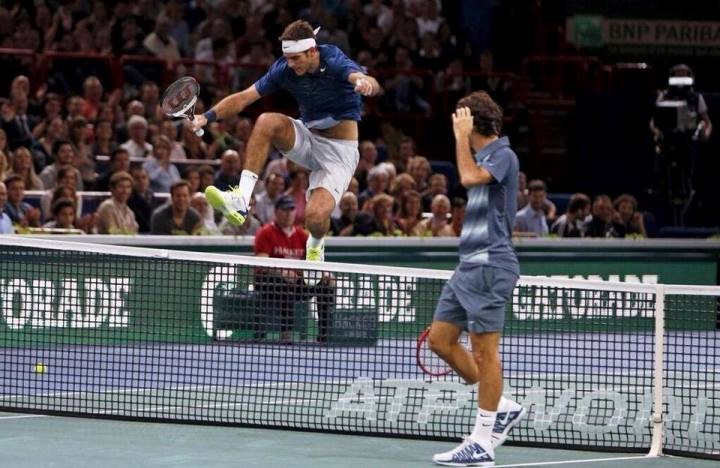 Photo of How Federer Solved Del Potro in Paris