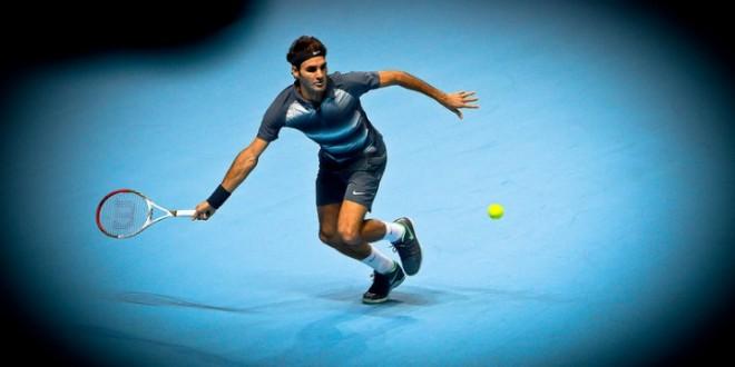 Roger Federer Best Points 2013