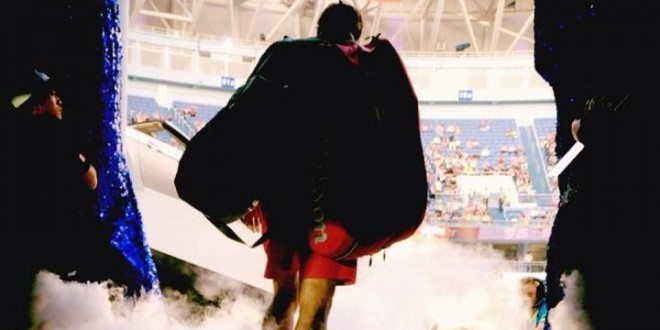 Federer Batman