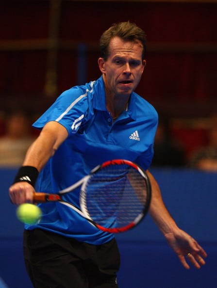Edberg Backhand