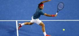 Federer Defeats Tsonga AO 2014