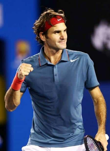 Federer Focus