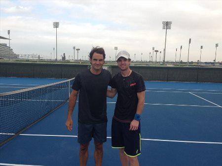Federer Kavcic
