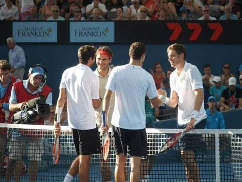 Federer Mahut Chardy Dimitrov