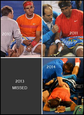 Nadal Gamesmanship