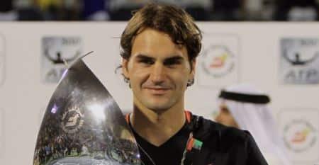 Federer Dubai 2012