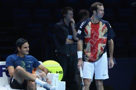 Federer Stepanek