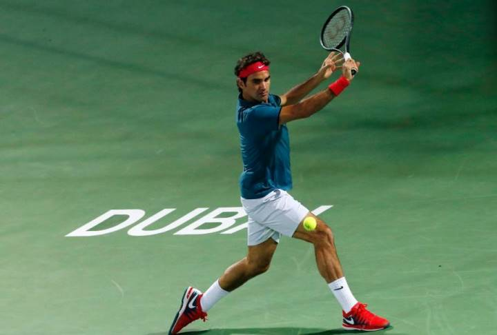 Photo of Sublime Federer Topples Djokovic in Dubai