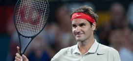 Federer defeats Rosol Dubai