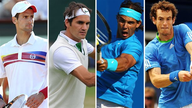Most Popular Tennis Player 2014 Edition