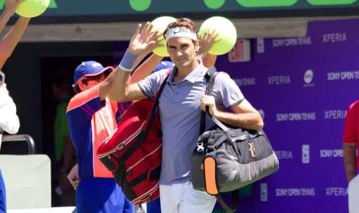 Federer Miami 2014
