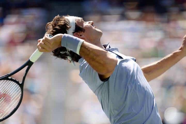 Photo of Nishikori Ends Federer's Miami Run