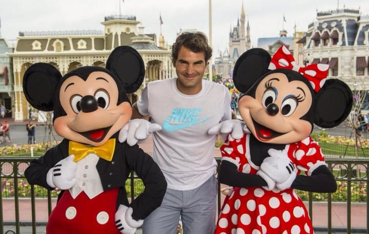 Federer in Miami