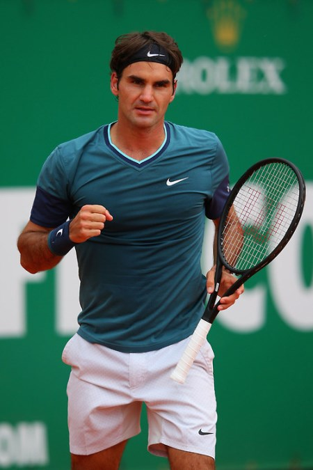 Federer 950th Career Match