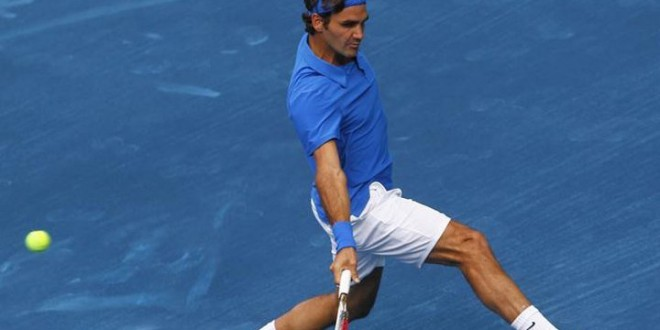 Federer Madrid Outfit for 2014