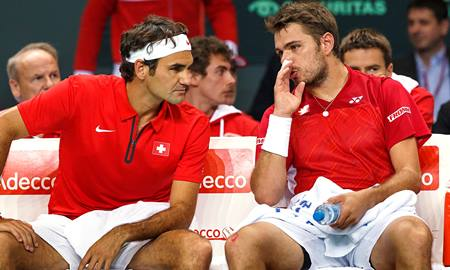 Federer and Stan