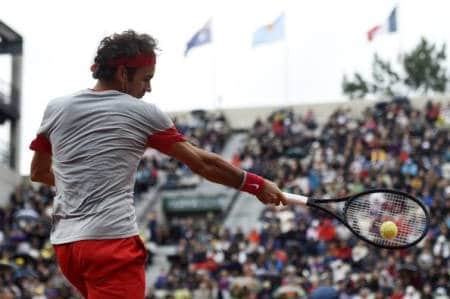 Federer Defeat Schwartzman French Open