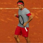 Federer French Open Ensemble