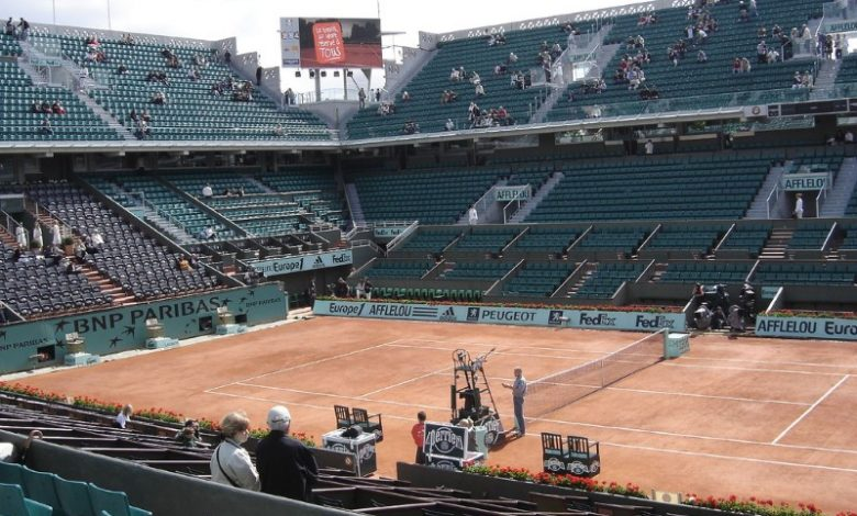 Federer French Open Outfit 2014