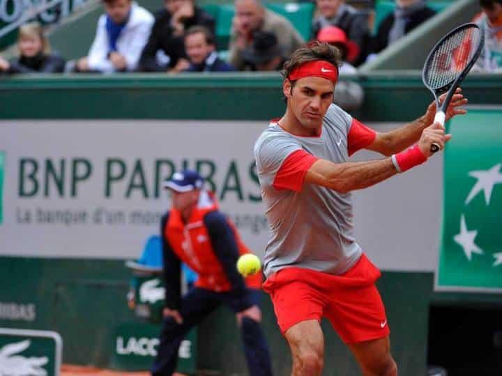 Photo of Federer Passes Tursunov Test in Paris