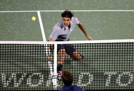 Federer - Granollers