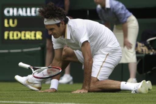 Federer vs Lu