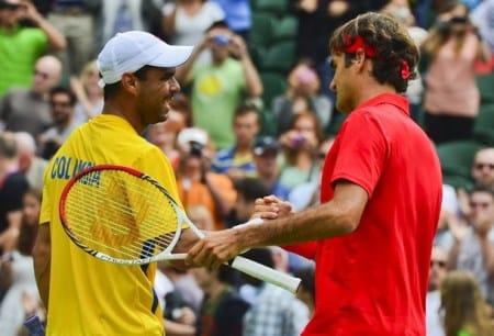 Federer - Falla London 2012