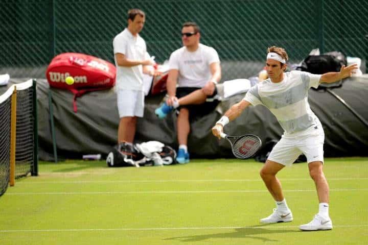 Wimbledon Draw 2014