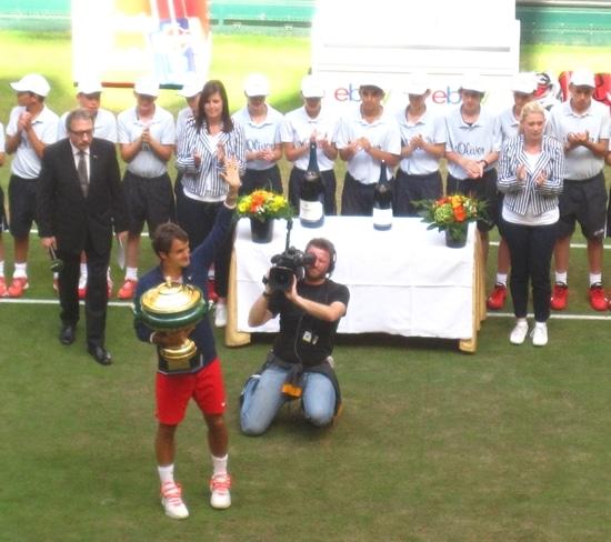 Federer Halle Trophy
