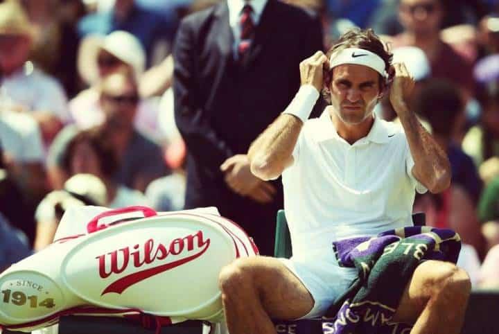 Federer Avenge Robredo Loss