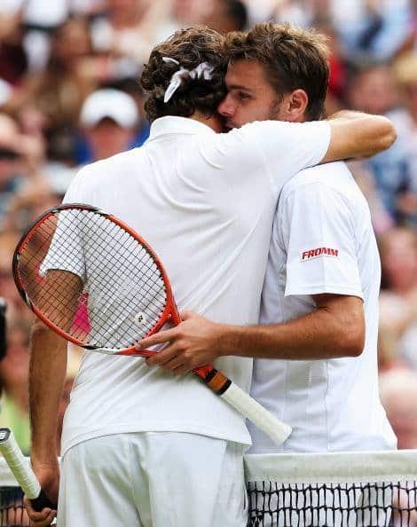 Federer Stan