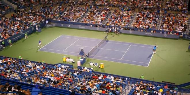 Cincinnati Masters Draw 2014